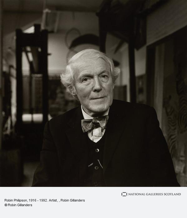Robin Gillanders, Robin Philipson, 1916 - 1992. Artist