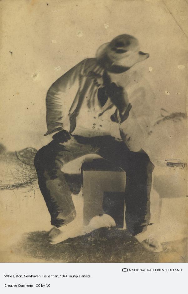 David Octavius Hill, Willie Liston, Newhaven. Fisherman