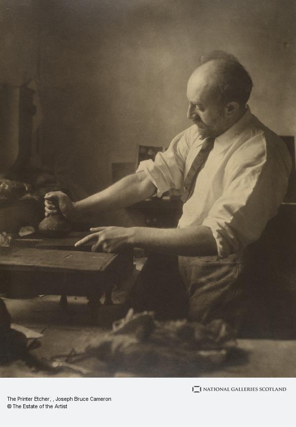 J. Bruce Cameron, The Printer Etcher