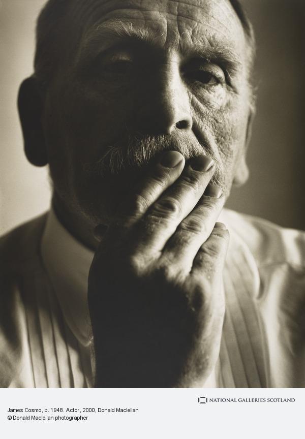 Donald Maclellan, James Cosmo, b. 1948. Actor (28 April 2000)