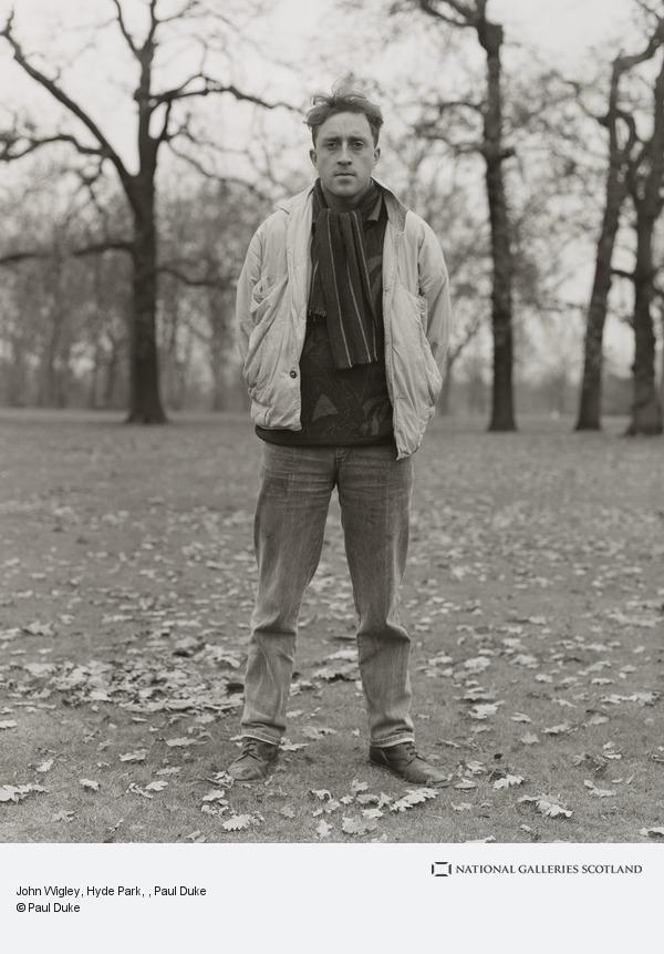 Paul Duke, John Wigley, Hyde Park