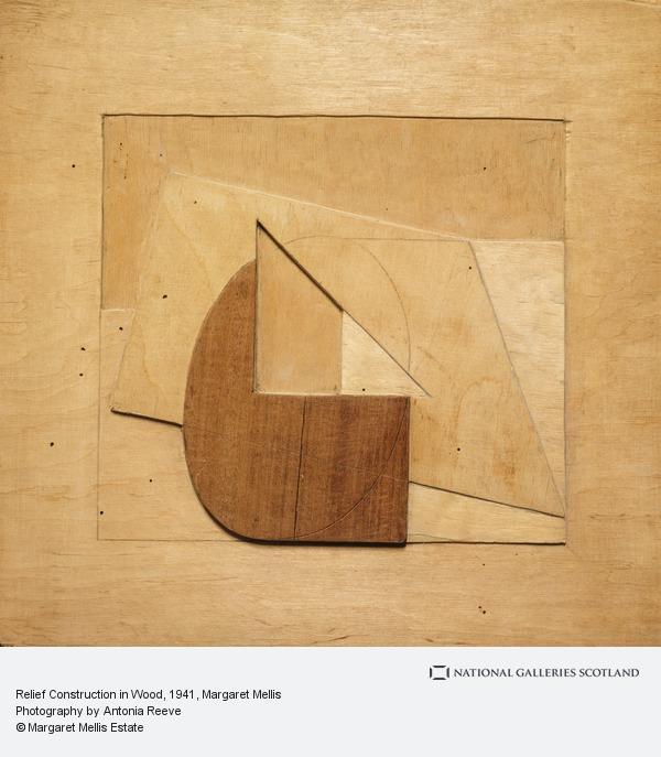 Margaret Mellis, Relief Construction in Wood (1941)