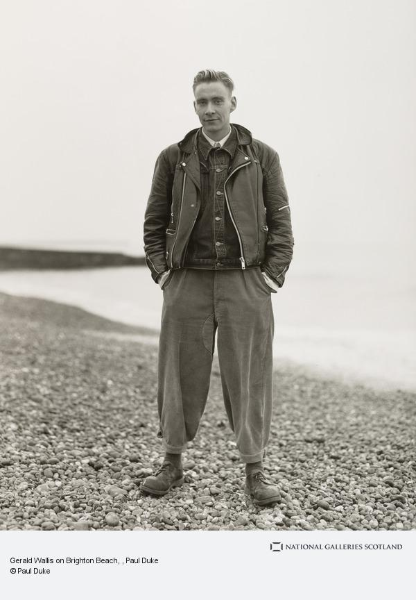 Paul Duke, Gerald Wallis on Brighton Beach