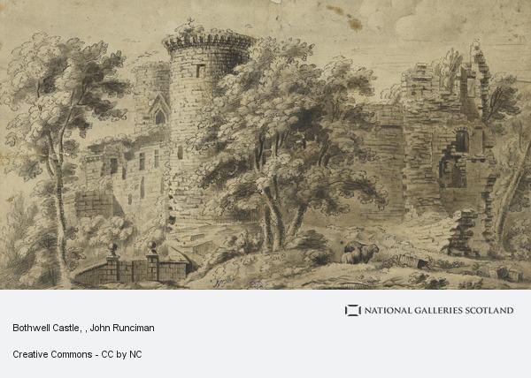 John Runciman, Bothwell Castle
