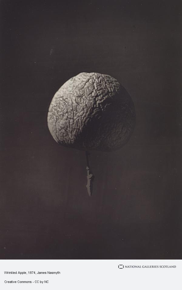 James Nasmyth, Wrinkled Apple