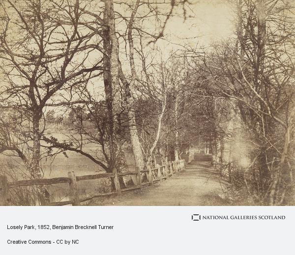 Benjamin Brecknell Turner, Losely Park