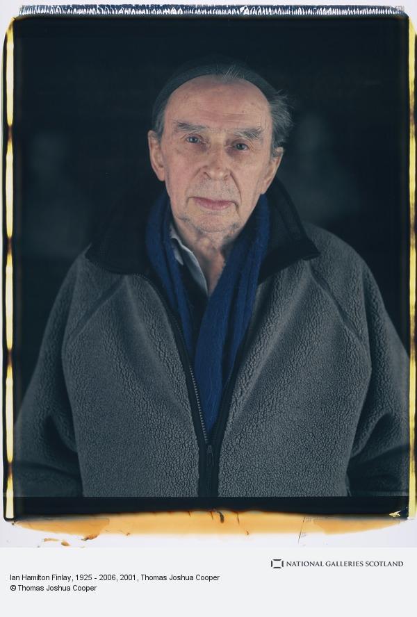 Thomas Joshua Cooper, Ian Hamilton Finlay, 1925 - 2006