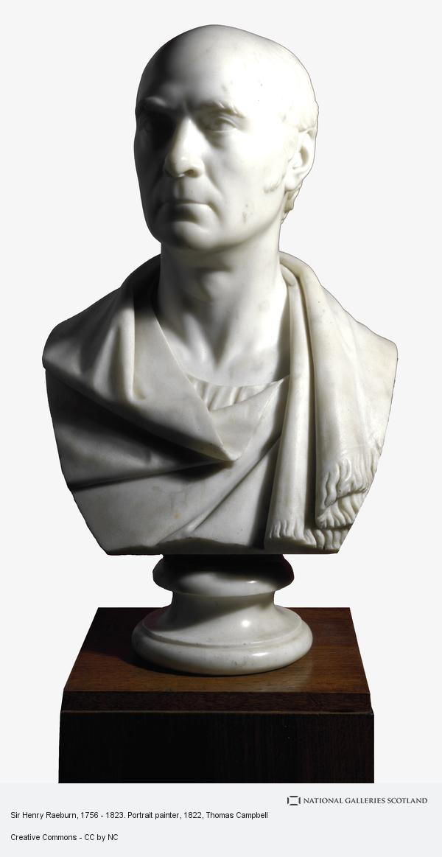 Thomas Campbell, Sir Henry Raeburn, 1756 - 1823. Portrait painter (1822)