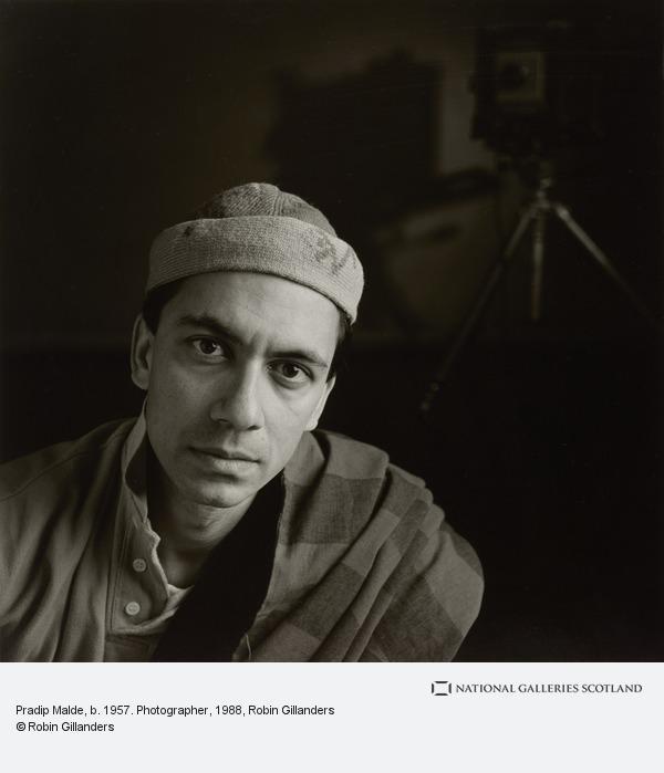 Robin Gillanders, Pradip Malde, b. 1957. Photographer