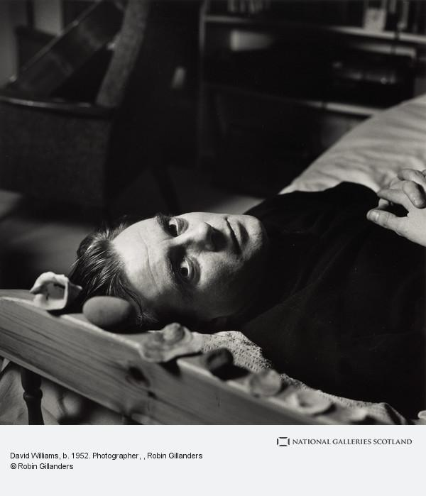 Robin Gillanders, David Williams, b. 1952. Photographer