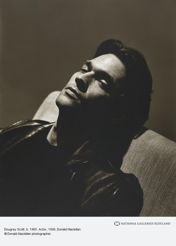 Donald Maclellan, Dougray Scott, b. 1965. Actor (17 December 1999)