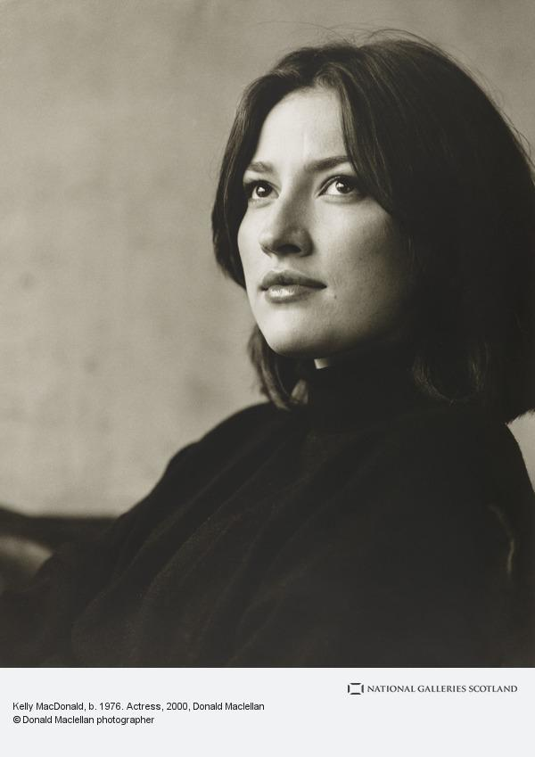 Donald Maclellan, Kelly MacDonald, b. 1976. Actress
