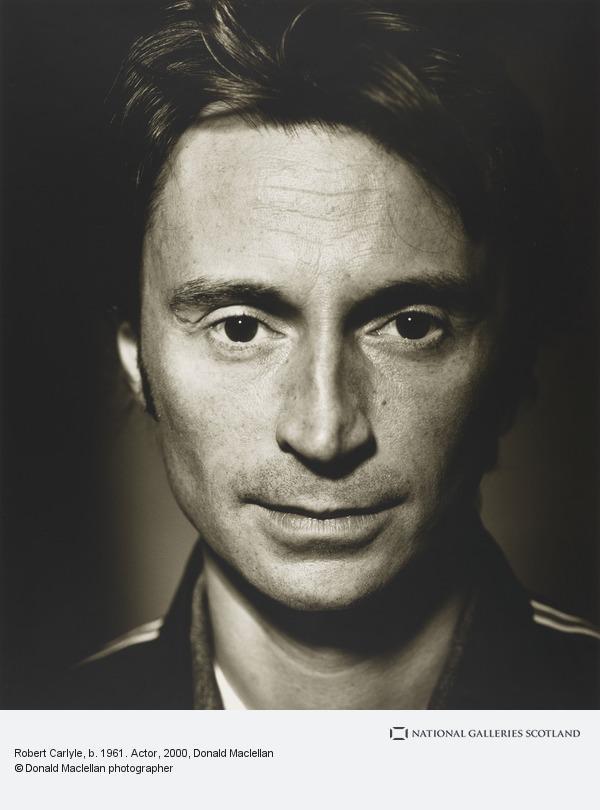 Donald Maclellan, Robert Carlyle, b. 1961. Actor (9 March 2000)