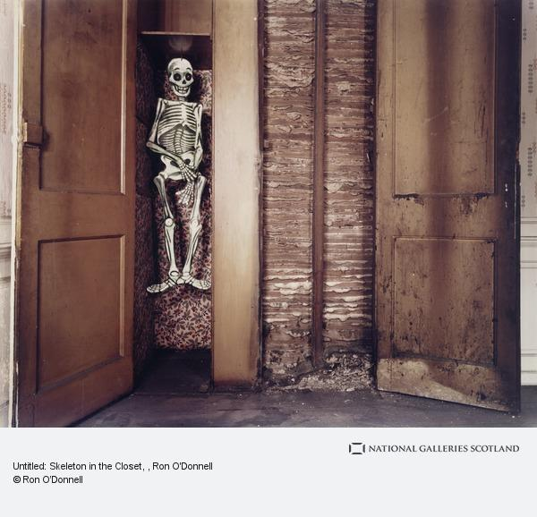 Ron O'Donnell, Untitled: Skeleton in the Closet
