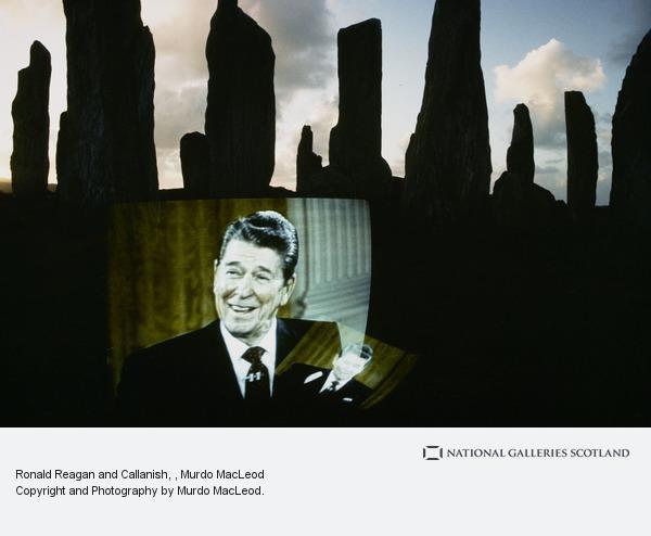 Murdo MacLeod, Ronald Reagan and Callanish