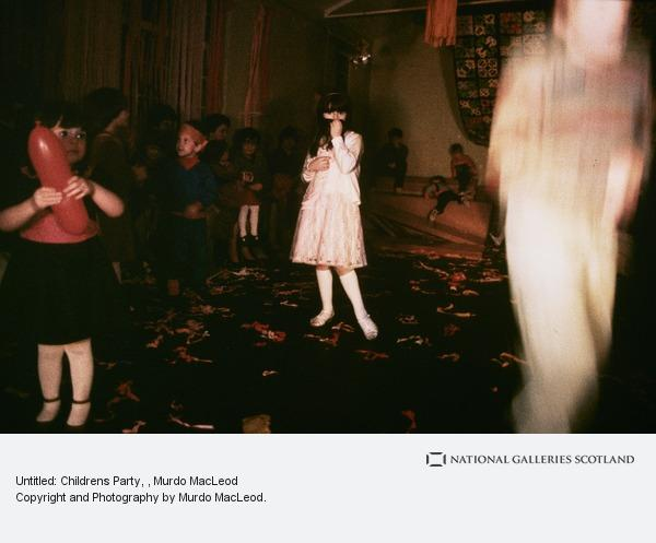 Murdo MacLeod, Untitled: Childrens Party