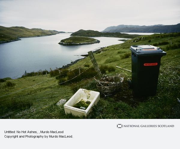 Murdo MacLeod, Untitled: No Hot Ashes