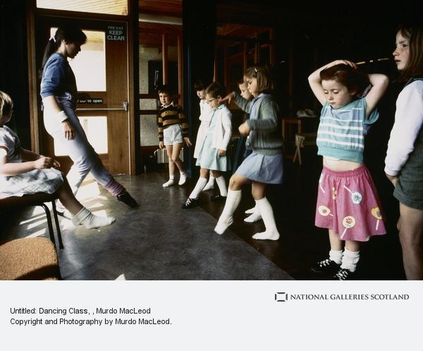 Murdo MacLeod, Untitled: Dancing Class