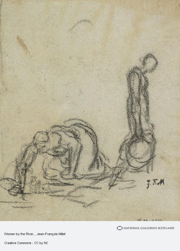 Jean-François Millet, Women by the River