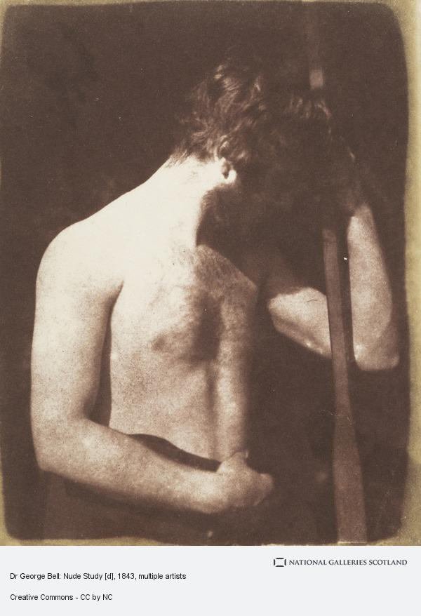 David Octavius Hill, Dr George Bell: Nude Study [d]