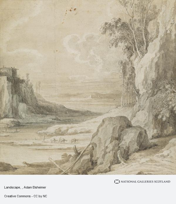 Adam Elsheimer, Landscape
