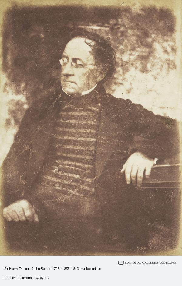 David Octavius Hill, Sir Henry Thomas De La Beche, 1796 - 1855