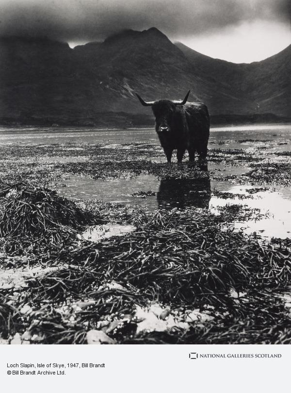 Bill Brandt, Loch Slapin, Isle of Skye (1947)