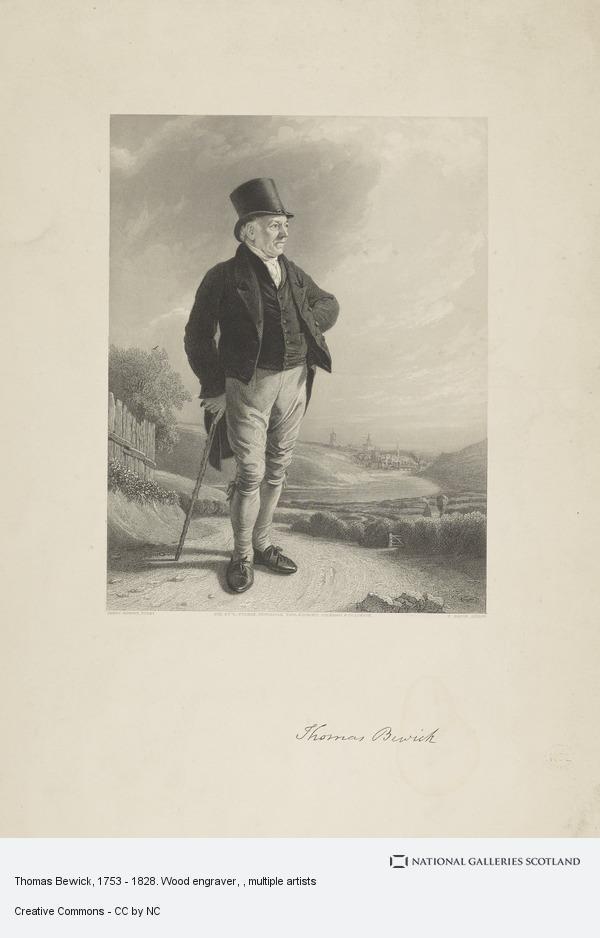 James Ramsay, Thomas Bewick, 1753 - 1828. Wood engraver
