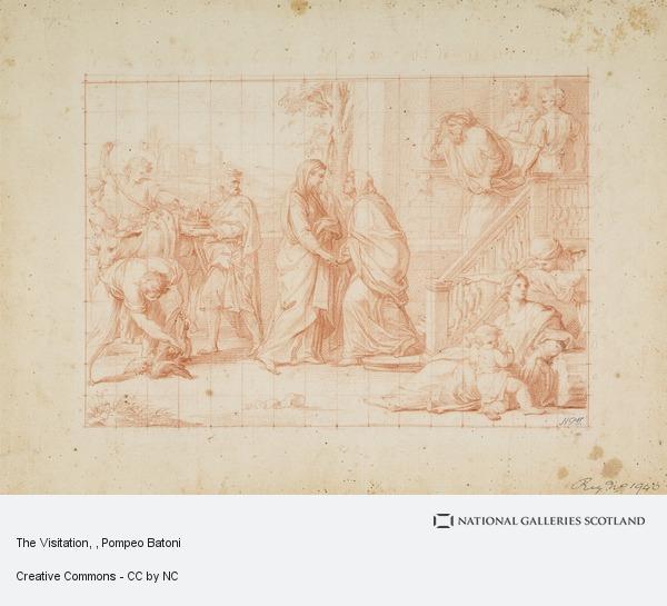 Pompeo Girolamo Batoni, The Visitation