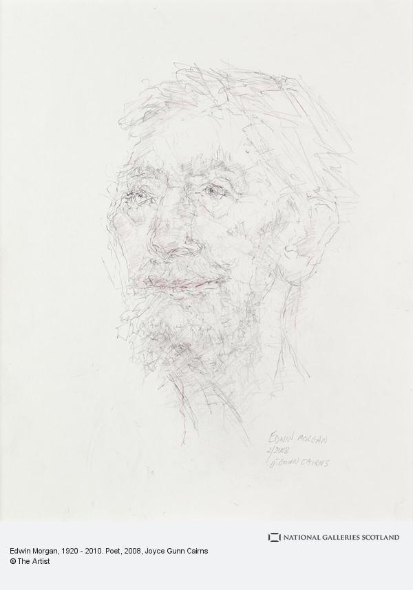 Joyce Gunn Cairns, Edwin Morgan (1920 - 2010) Poet