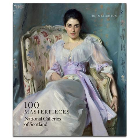 100 Masterpieces National Galleries of Scotland Collection Paperback
