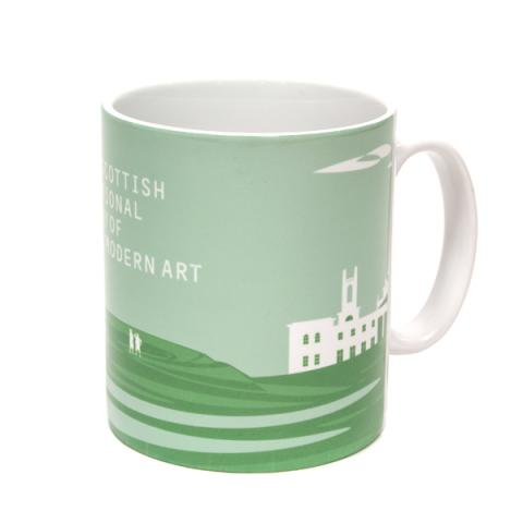 Scottish National Gallery of Modern Art Mug
