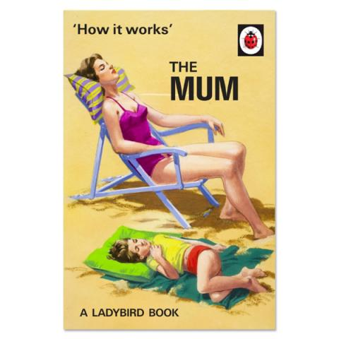 How it Works: The Mum Book Hardback