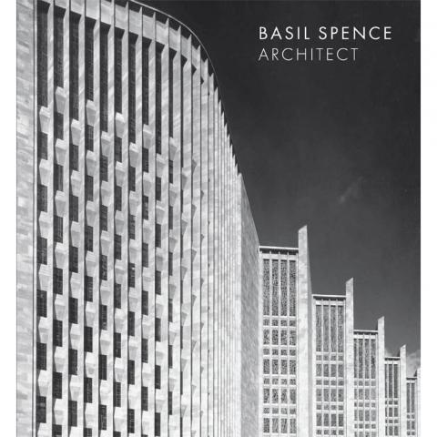 Basil Spence: Architect Exhibition Catalogue