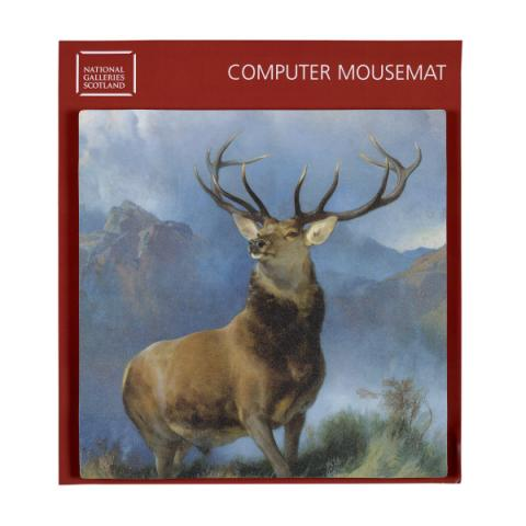 The Monarch of the Glen Edwin Landseer Mouse Mat