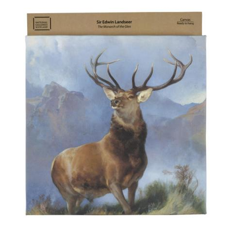 The Monarch of the Glen Edwin Landseer Canvas