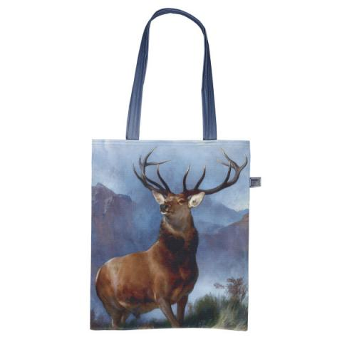 The Monarch of the Glen Edwin Landseer Book Bag