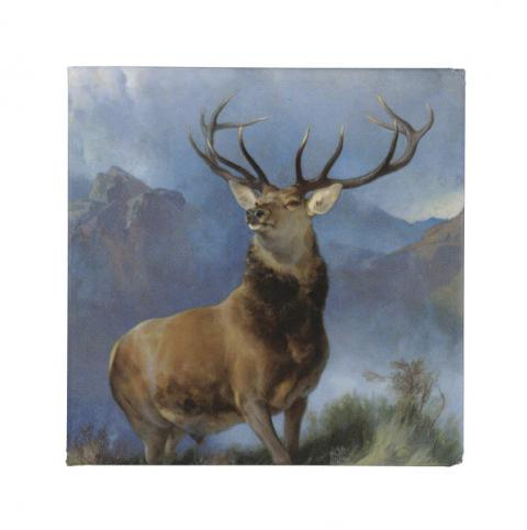The Monarch of the Glen Edwin Landseer Magnet