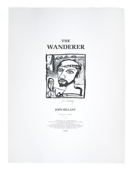 The Wanderer John Bellany Limited Edition Portfolio Set
