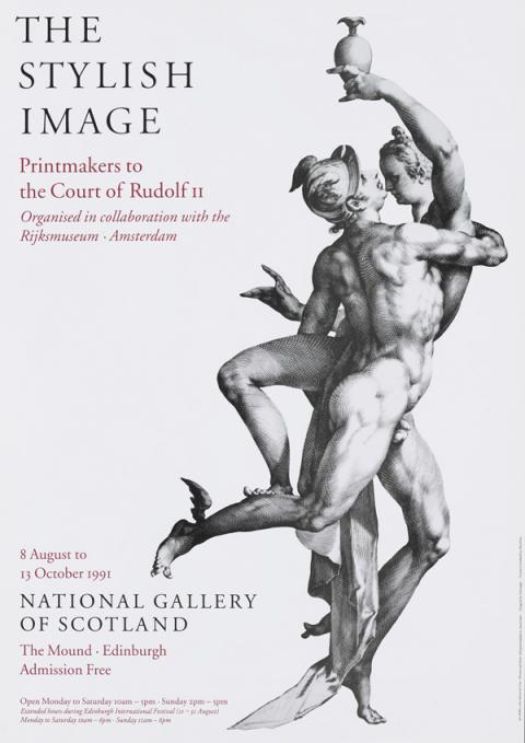 The Stylish Image Exhibition Poster