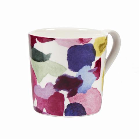 Bluebellgray Abstract Mug