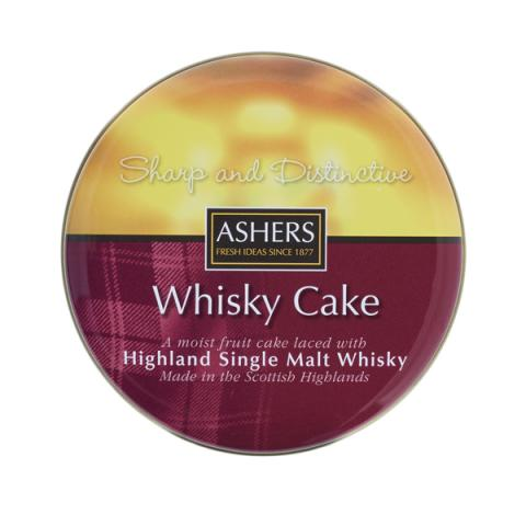 Ashers Whisky Cake Highland Single Malt
