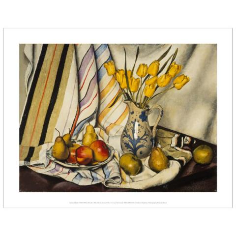 Still Life Edward Baird Art Print