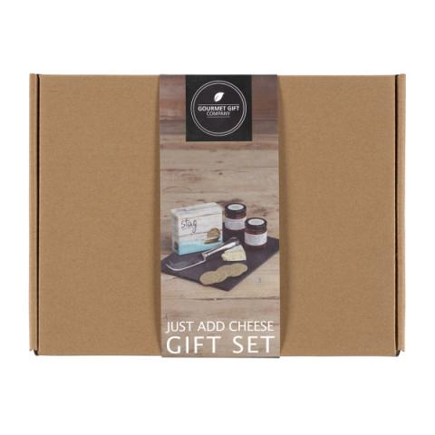 Just Add Cheese Gift Set