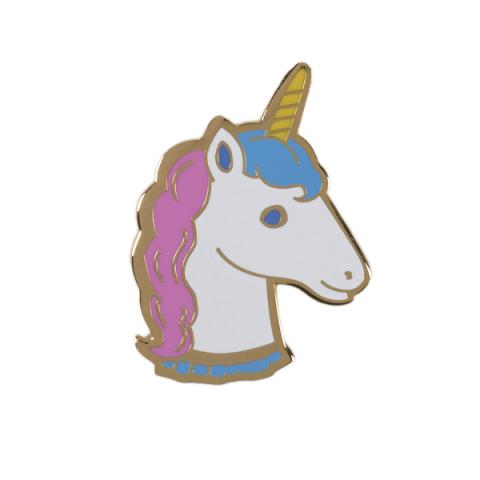 Acorn & Will Unicorn Enamel Pin
