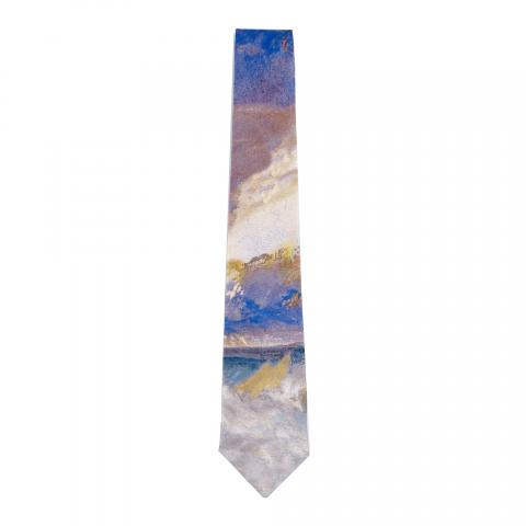 Sea View JMW Turner Silk Tie
