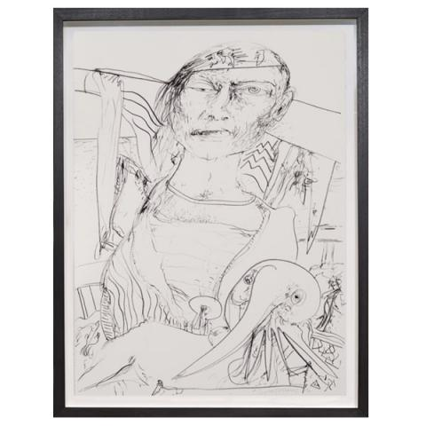 Call of the Sea Suite No.3 by John Bellany Limited Edition Print
