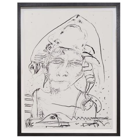 Call of the Sea Suite No.8 John Bellany Limited Edition Print
