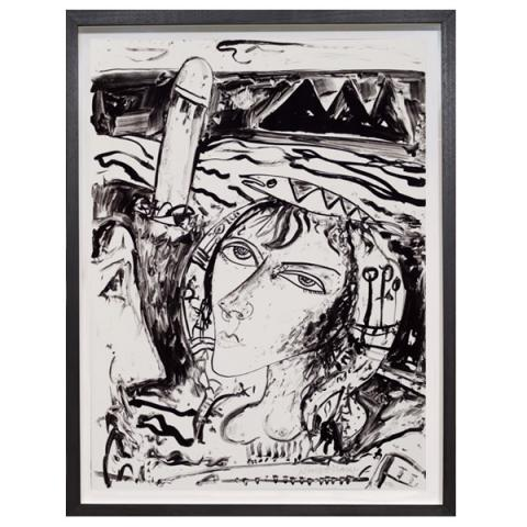 Call of the Sea Suite No.12 John Bellany Limited Edition Print