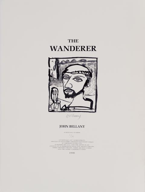 The Wanderer John Bellany Limited Edition Portfolio Set